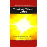 Thinking Talent Card Set